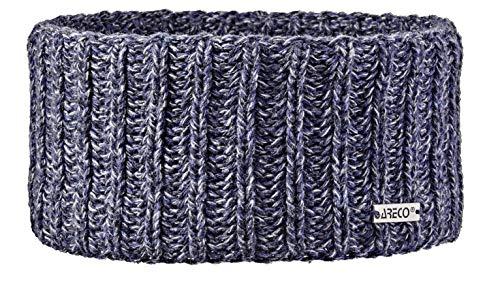 Areco Damen Carina'18 Stirnband, Blau, One Size