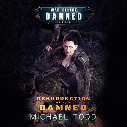 Resurrection of the Damned cover art