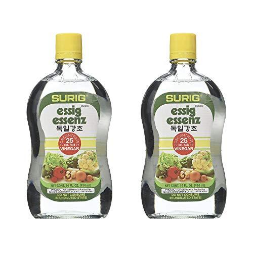 Surig Essig Essence Vinegar (13 Ounce) - Pack of 2
