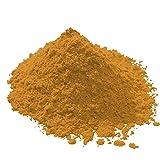 Eisenoxid Pulver - Orange 5Kg - Oxidfarbe Trockenfarbe zementecht Pigmentpulver für Beton Estrich Zement Putz Gips Epoxidharz Wand Boden