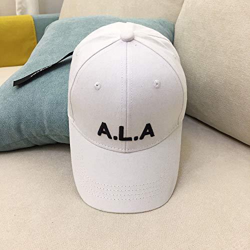 geiqianjiumai Children's baseball cap baby letter cap jongens en meisjes zonwering zonnekap zonnehoed ouder-kind cap