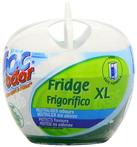 Croc Odor XL Deodorante per frigorifero, 140g (confezione da 3)