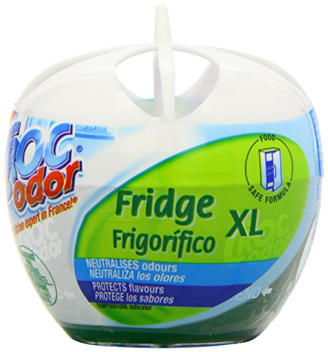 Croc'Odor - Desodorante Frigorificos Grande, Formato XL, 3 Unidades