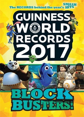Guinness World Records 2017: Blockbusters