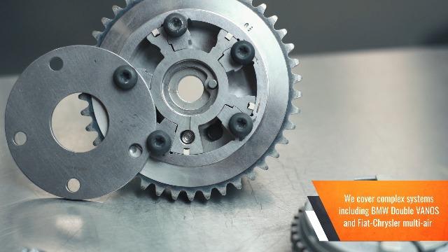 Dorman 918-034 Engine Variable Valve Timing Kia Models VVT Solenoid for Select Hyundai