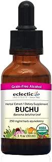 Eclectic Institute - Buchu Extract, 1 oz liquid
