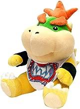 18cm Super Mario Bros Plush Toys Bowser Koopa Koopalings Dragon Plush Doll Soft Stuffed Animal Doll