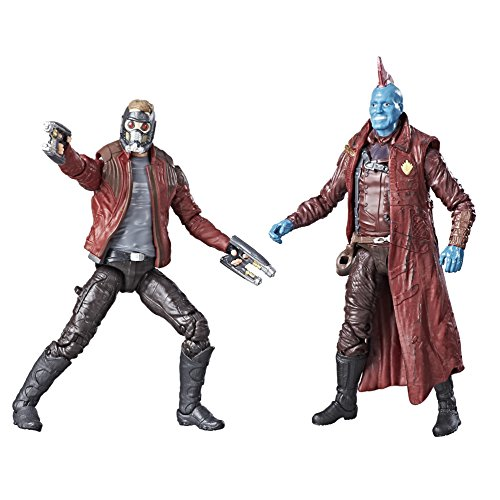 "Marvel C1402EL20 ""Legends Guardians of The Galaxy Star-Lord & Yondu"" Figur (2 Stück)"