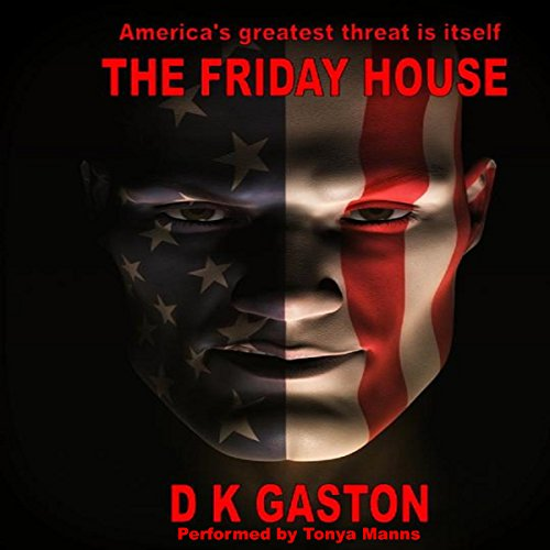 The Friday House audiobook cover art