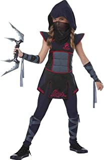 Best girls black ninja costume Reviews
