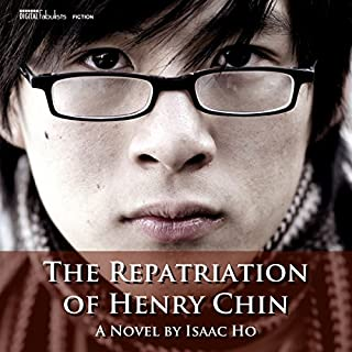 The Repatriation of Henry Chin cover art