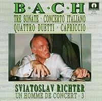 Sonaten/Duette/Ital.Konze by J. S. BACH (2008-05-20)