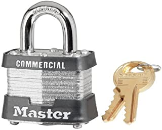 Master Lock 3KA 3212 Padlock (6-Pack)