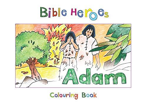 Bible Heroes Adam (Bible Art)