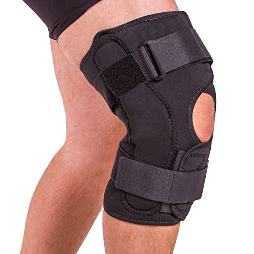 Plus Size 5XL Bariatric Knee Brace for Obese by Brace Ability review