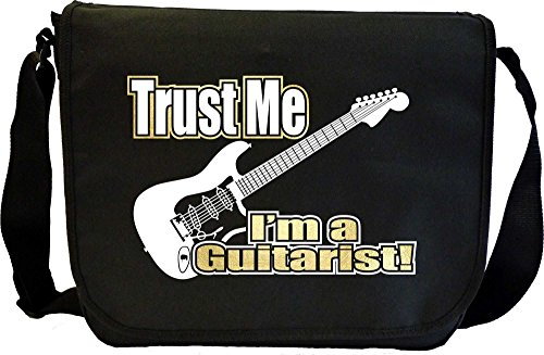 MusicaliTee Electric Guitar Trust Me - Sheet Music & Accessory Messenger...