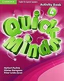 Quick Minds Level 4 Activity Book - 9788483235447