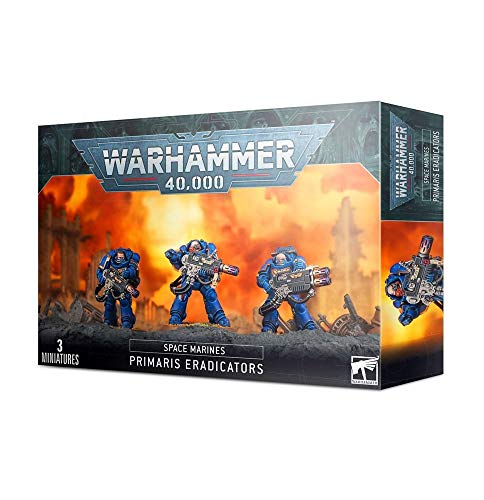 Games Workshop - Warhammer 40,000 - Space Marines Primaris Eradicators