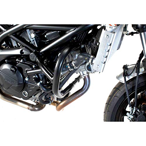 SW-Motech Crash Bars (Black) for 17-20 Suzuki SV650