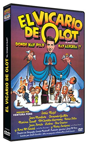 El Vicario de Olot DVD 1981 El vicari d