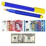 Trixes Geldscheinsprüfer Stift als Geldscheintester, Geldprüfer Stift