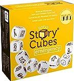 Asmodee Italia - Rory's Story Cubes Emergency (Amarillo) Juego de Mesa, Color, 8086