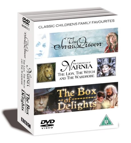 The Snow Queen/Lion, Witch and the Wardrobe/Box of Delights [UK Import]