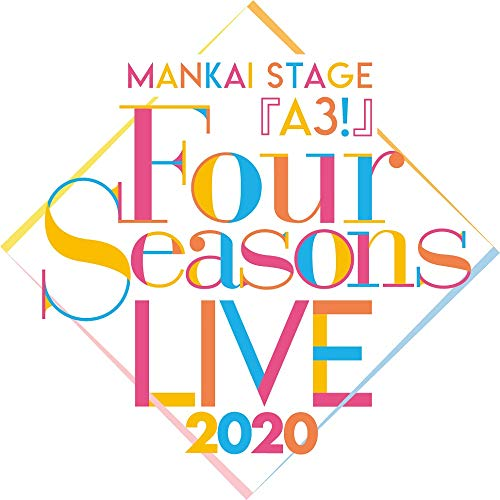 【Amazon.co.jp限定】MANKAI STAGE『A3!』Four Seasons LIVE 2020[Blu-ray](ブロマイド5枚セット(キャスト...