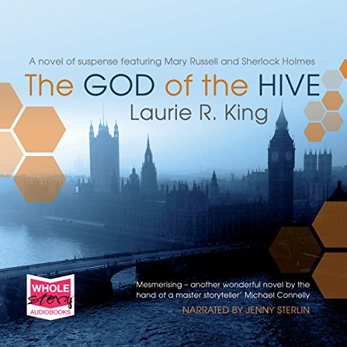 Couverture de The God of the Hive
