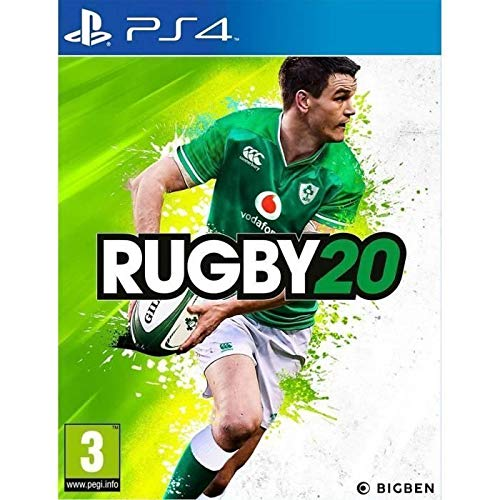 RUGBY 20 PS4 Spiel