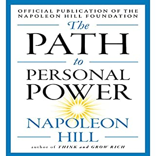 The Path to Personal Power audiobook cover art