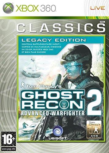 Tom Clancy's Ghost Recon Advanced Warfighter 2: Legacy Edition - Classics (Xbox 360) [Edizione: Regno Unito]