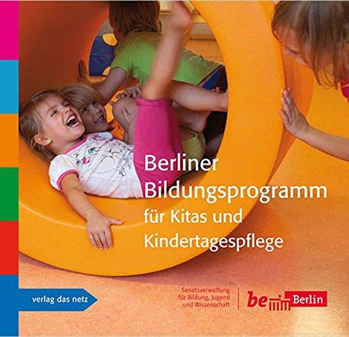 Berliner Bildungsprogramm für Kitas und Kindertagespflege