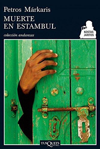 Muerte en Estambul (Detective Kostas Jaritos nº 1)