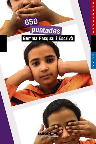 650 puntades (Llibres infantils i juvenils - Antaviana - Antaviana Blava)