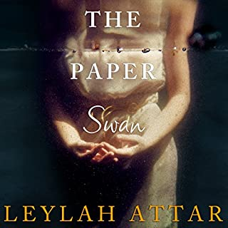 The Paper Swan audiobook cover art