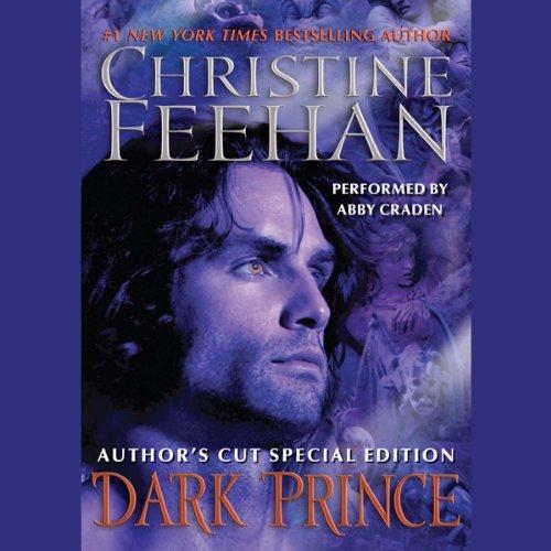 Dark Prince audiobook cover art