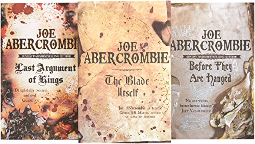 Abercrombie, J: First Law Trilogy Boxed Set
