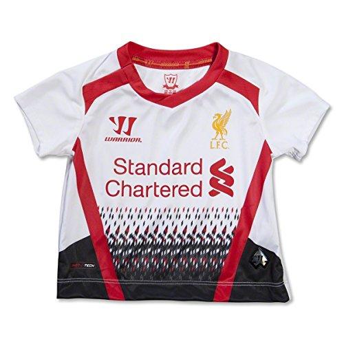 Warrior Liverpool FC Baby Mini Kit Auswärts Trikot Set WSTB309-WT