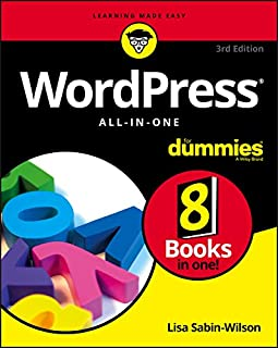 WordPress All-in-One For Dummies (For Dummies (Computer/Tech))
