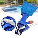BONNIO Aspirateur à jet pour piscine, spa et sol, bleu