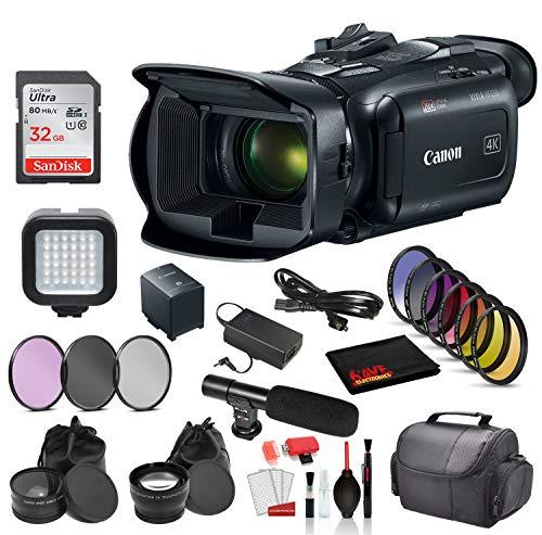 Canon Vixia HF G50 UHD 4K Camcorder (Black)...
