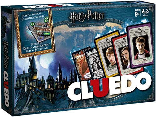 AMIGO Cluedo: Harry Potter Collector's Edition * NEU *