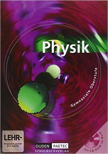 Duden Physik - Gymnasiale Oberstufe (Inkl. CD-ROM) ( September 2003 )