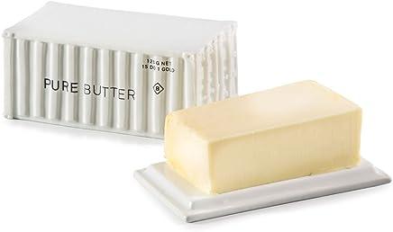 Preisvergleich für Donkey Products Butterland- Butterfahrt Dose als Container für 125g Butter