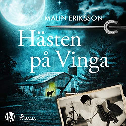Hästen på Vinga audiobook cover art