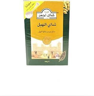 شاي الهيل من احمد تي، 400 غرام - عبوة من قطعة واحدة