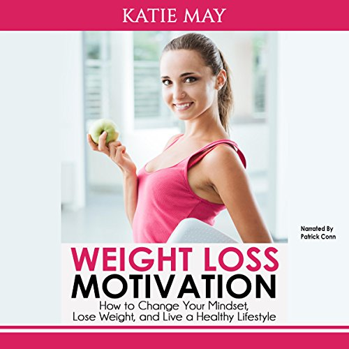 Weight Loss Motivation audiobook cover art
