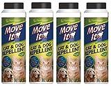 4 x PestShield Move It Cat & Dog Garden Repellent Non Toxic 100%