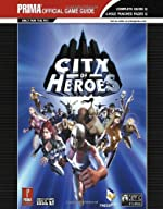 City of Heroes Binder - Prima's Official Game Guide; Issues 1-6 d'Eric Mylonas
